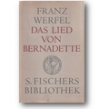 Werfel 1941 – Das Lied von Bernadette