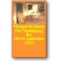 Duras, Boehlich 1963 – Der Nachmittag des Herrn Andesmas
