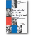 Metz, Naguschewski (Hg.) 2001 – Französische Literatur der Gegenwart