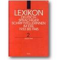 Wall op. 1995 – Lexikon deutschsprachiger Schriftstellerinnen im Exil