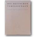 Limbach, Herzog et al. 1999 – Die deutschen Verfassungen