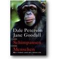 Peterson, Goodall 1994 – Von Schimpansen und Menschen