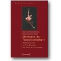 Brandstetter, Klein et al. 2007 – Methoden der Tanzwissenschaft