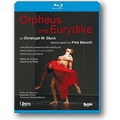 Gluck 2008 – Orpheus und Eurydike Blue-ray