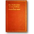 Huch 1899 – Fra Celeste und andere Erzählungen
