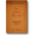Huch 1927 – Im alten Reich