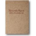 Huch 1946 – Mein Tagebuch