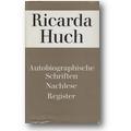 Huch 1974 – Gesammelte Werke 11