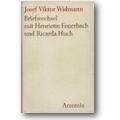 Widmann 1965 – Briefwechsel mit Henriette Feuerbach