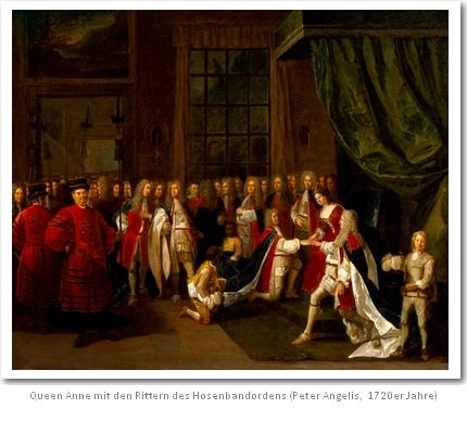 Queen Anne von England