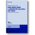 Lund 2012 – Der Berliner jüdische Salon
