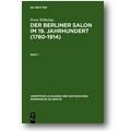 Wilhelmy 1989 – Der Berliner Salon im 19