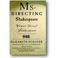 Schafer 2000 – Ms-directing Shakespeare