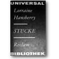 Hansberry 1976 – Stücke