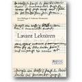 Herzmansky, Rußegger (Hg.) 2006 – Lavant-Lektüren