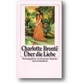 Brontë 1998 – Über die Liebe
