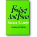 Langer 1953 – Feeling and form