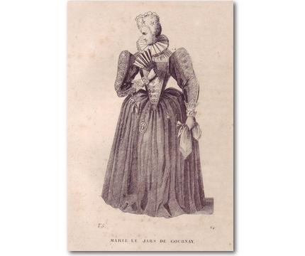 Marie Le Jars de Gournay