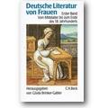 Brinker-Gabler (Hg.) 1988 – Deutsche Literatur von Frauen