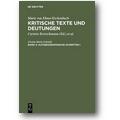 Ebner-Eschenbach – Kritische Texte und Deutungen, 4