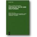 Ebner-Eschenbach – Kritische Texte und Deutungen, 6