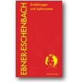 Ebner-Eschenbach 2015 – Erzählungen und Aphorismen