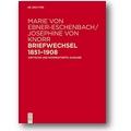 Tanzer (Hg.) 2015 – Marie von Ebner-Eschenbach/Josephine von Knorr