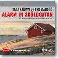 Sjöwall, Wahlöö 2013 – Alarm in Sköldgatan