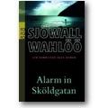 Sjöwall, Wahlöö 1972 – Alarm in Sköldgatan