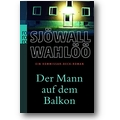 Sjöwall, Wahlöö 1970 – Der Mann auf dem Balkon