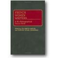 Sartori, Zimmerman (Hg.) 1991 – French women writers