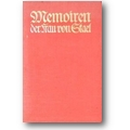 Staël 1912 – Memoiren der Frau von Stael
