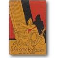 Voigt [1925] – Säk'sche Balladen [Band 1]