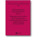 Reinalter, Oberhauser (Hg.) 2015 – Biographisches Lexikon der demokratischen