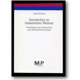 Köhler 1996 – Salonkultur im klassischen Weimar