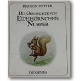 Potter 1978 – Die Geschichte von Eichhörnchen Nusper
