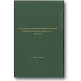 Turner 2012 – A bibliography of unauthorised American