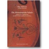 Adelmann, Otterstedt 1997 – Die Alemannische Schule