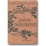 Sainte-Soline 1946 – Irène Maurepas