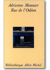 Monnier 1989 – Rue de l'Odéon