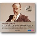 Sayers 2015 – Vier Fälle für Lord Peter
