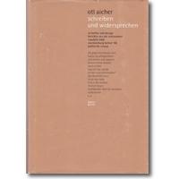 Aicher (Hg.) 1993 – Schreiben und widersprechen