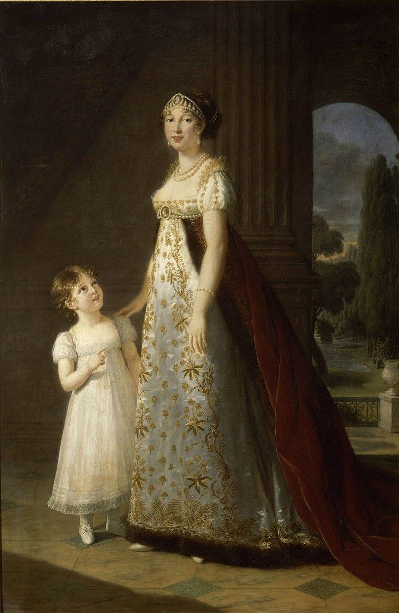 hatte napoleon kindern