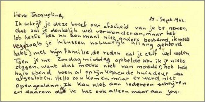 Für freundin abschiedsbrief Rührender Abschiedsbrief: