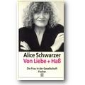 Schwarzer 1992 – Von Liebe + Hass