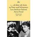 Andreas-Salomé, Freud 2004 – ...als käm ich heim