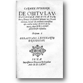 Leonhart 1575 – Carmen funebre de obitu laudatissime