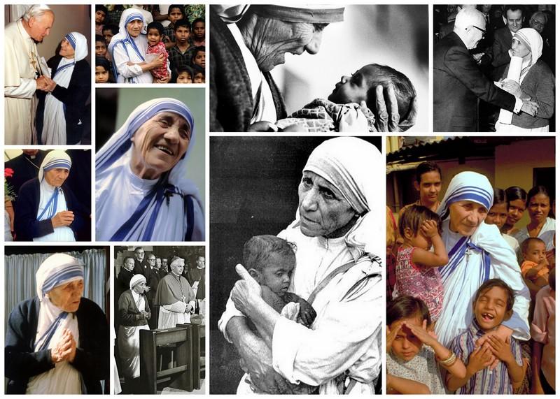 Mutter Teresa Leben