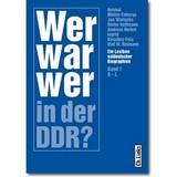 Müller-Enbergs, Wielgohs et al. (Hg.) 2010 – Wer war wer