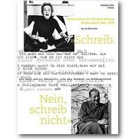 Atze (Hg.) 2008 – Schreib. Nein